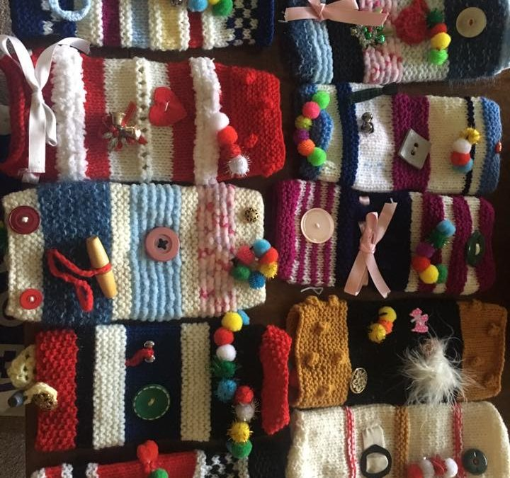 Twiddle Mitts!