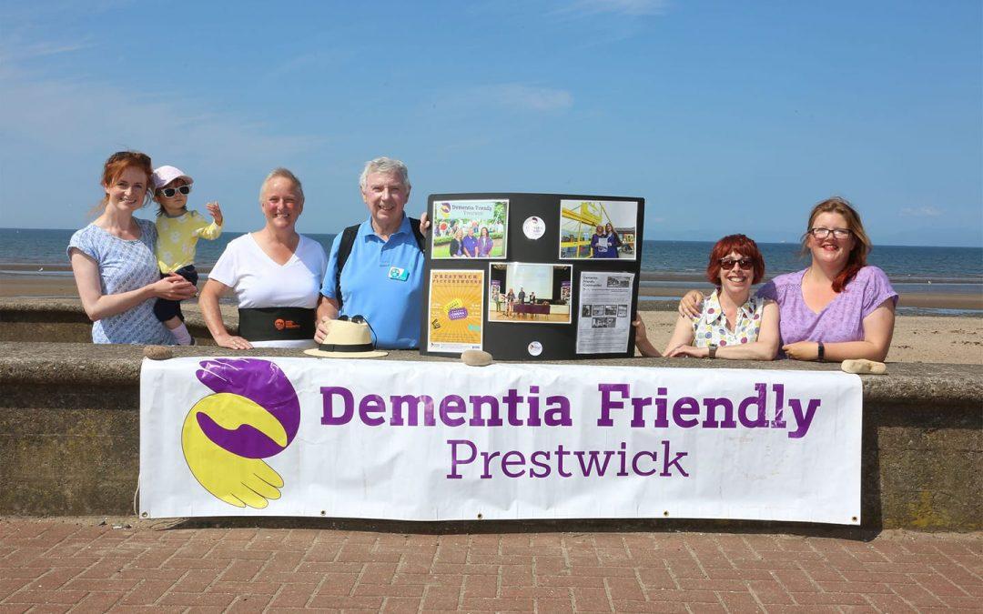 Dementia Friendly Health Walks