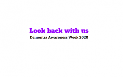 Dementia Awareness Week 2020