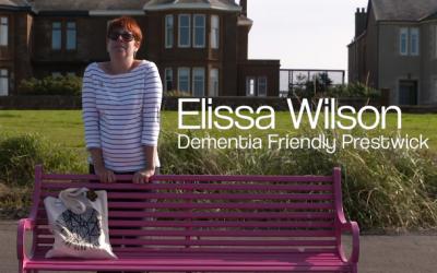 Dementia Friendly Promenade – Elissa