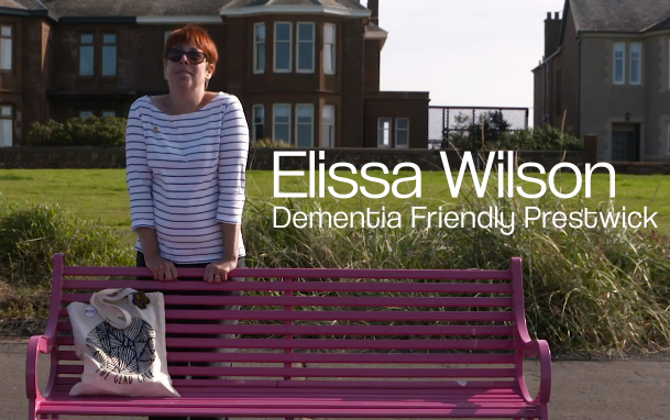 Dementia Friendly Promenade – Elissa