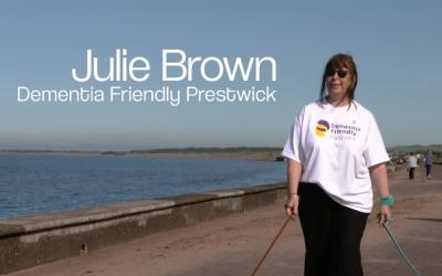 Dementia Friendly Promenade – Julie B