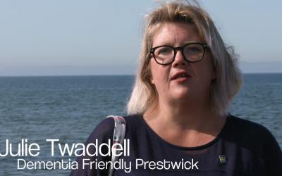 Dementia Friendly Promenade – Julie T