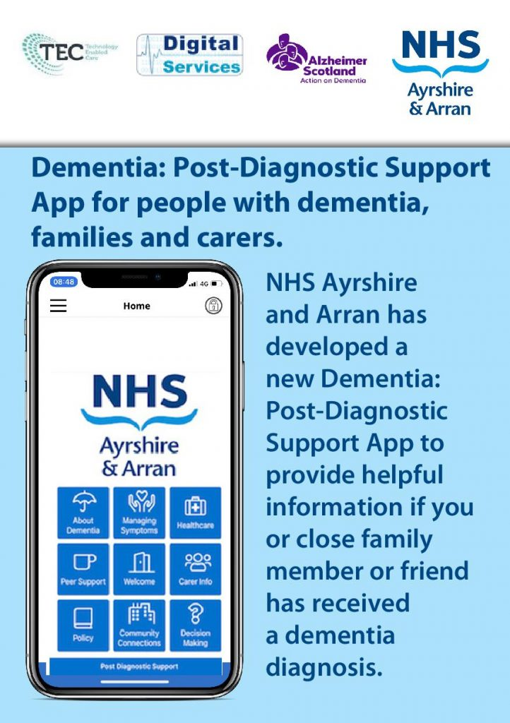 MIS21-007-GD Dementia Support App A5 leaflet-page-001
