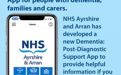 New App from NHS Ayrshire & Arran